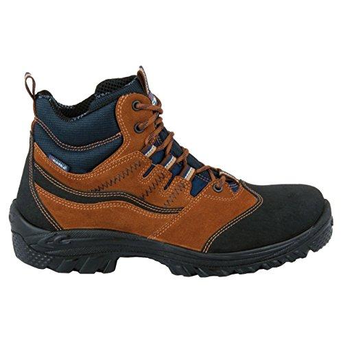 Cofra Riad S1P SRC paio di scarpe di sicurezza Taglia 42Marrone