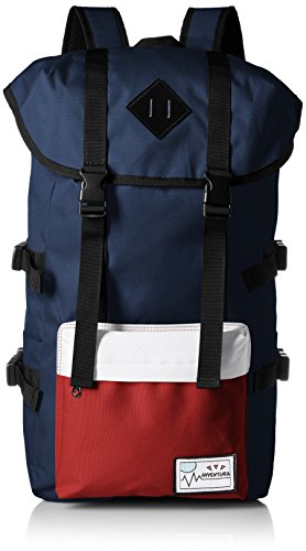 PSEG nylon Mountain outdoors rucksack NM-1526 (tricolor) by PSEG