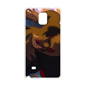 Samsung Galaxy Note 4 Cell Phone Case White The Great Mouse Detective Character Bartholomew Phone cover E1344148