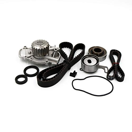Engine Timing Belt Kit & Water Pump/w Gaskets Tensioner for sale  Delivered anywhere in USA