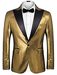 c265378b09bd Men s Fashion Suit Jacket Blazer Weddings Prom Party Dinner Tuxedo