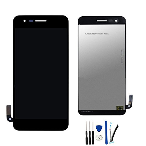 Full LCD Display With digitizer touch screen For LG K8 2018/Aristo 2  LMX210MA MetroPCS/Tribute Dynasty SP200/Zone 4 X 210V/K9 2018  LMX210NMW/Rebel 3