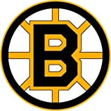 "Boston Bruins NHL Hockey Car Bumper Sticker Decal 5"" x 5"""