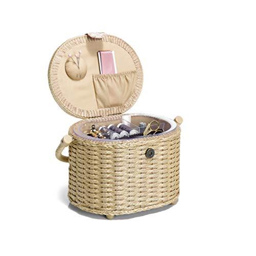 - Prym Sewing Basket M Meadow, Multicoloured, One Size