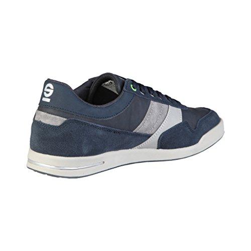 Sparco Herren Varano Sneaker lehmbraun