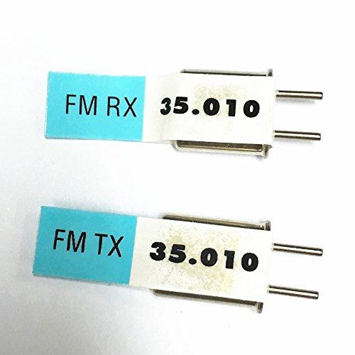 Crystal 72 Mhz Set - 5