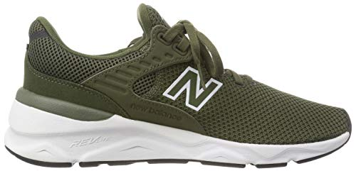 90 Green Sneaker Verde dark New Balance Crh Covert black X Uomo qc8gwwPEHx