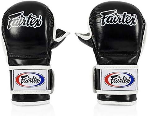 Fairtex MMA Sparring Gloves Black