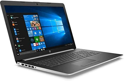 "HP 17.3"" Non-Touch Laptop Intel tenth Gen i5-1035G1, 1TB Hard Drive, 12GB Memory, DVD Writer, Backlit Keyboard, Windows 10 Home Silver"