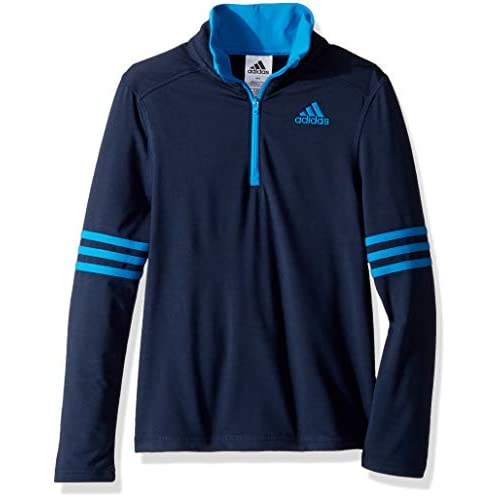 adidas Boys' Athletic Quarterzip