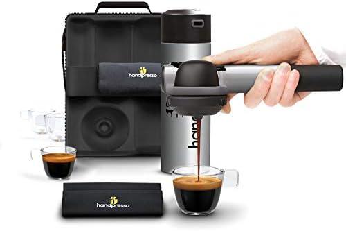 Handpresso Pump Set plateado - Handpresso: Amazon.es: Hogar