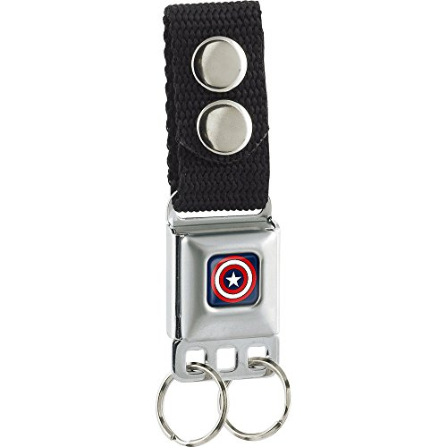 captain america keychain holder - 9