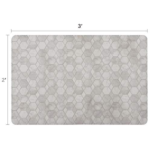 Vinyl Floor Mat, Durable, Soft and Easy
