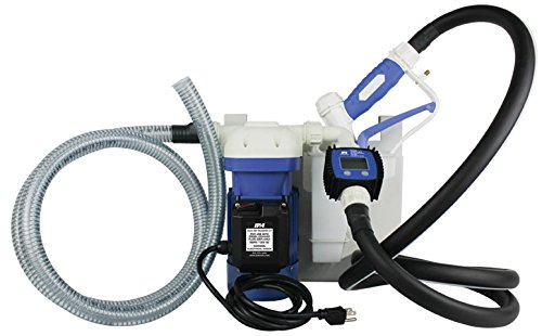 AC DEF KIT w/ 20' output hose, meter, manual nozzle, pump, hang bracket by Innovative Products Of America