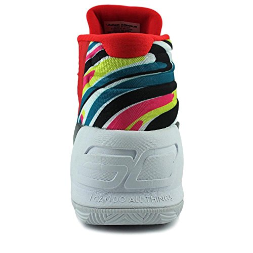 Under Armour chasure de basketball stephen currynoir pointure Rtr/Alu/Blk
