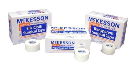 "McKesson Surgical Tape Medi-Pak Performance Plus Paper 1""..."