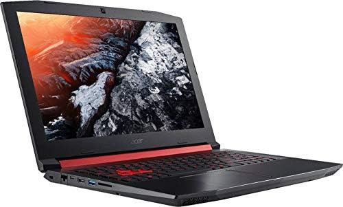 2019 Acer Nitro 5 15.6″ FHD Gaming Laptop – Quad-core Intel i5-8300H, 12GB DDR4, NVIDIA GeForce GTX 1050 Ti with 4GB GDDR5, 256GB PCIe SSD, Backlit KBD, Shale Black 410Pf4KGldL