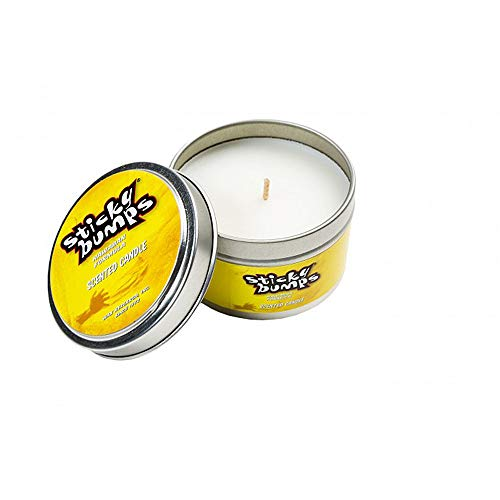 Surf Wax Candle - Sticky Bumps Scented Wax Candle - Hawaiian Formula
