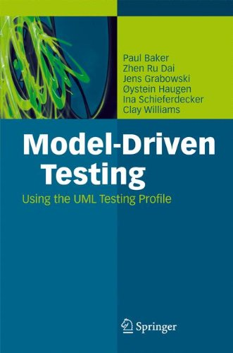 Model-Driven Testing: Using the UML Testing Profile by Brand: Springer