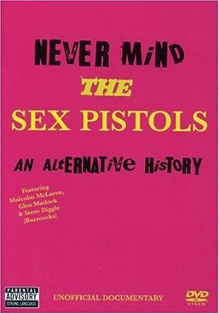 Amazon com: Never Mind the Sex Pistols-An Alternative