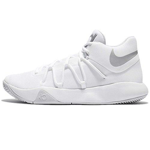 センチメートルタンクオセアニア(ナイキ) KD トレイ 5 V EP メンズ バスケットボール シューズ Nike KD Trey 5 V EP Chrome 921540-100 [並行輸入品]
