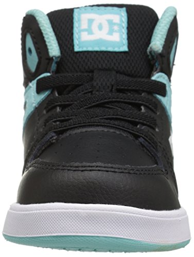 Rebound Shoe Skate Kid Black Little Big DC Aqua Kid ZdqEnqx