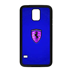 SANLSI Ferrari sign fashion cell phone case for Samsung Galaxy S5