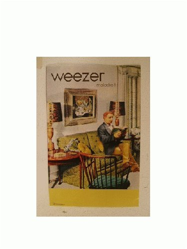 Weezer Poster Maladroit
