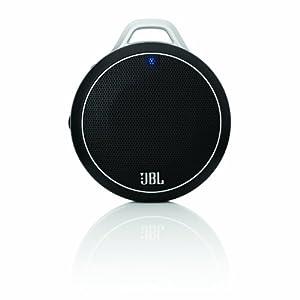 JBL Micro Wireless Ultra-Portable Speaker, Black