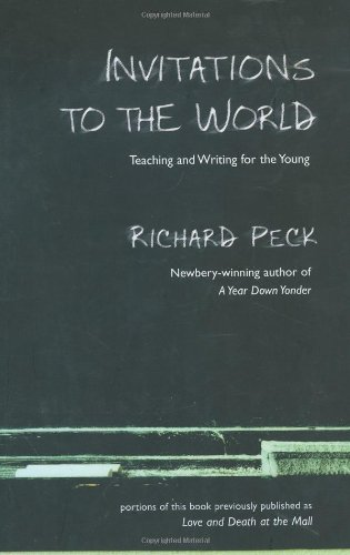 Pdf Reference Invitations to the World: Teaching and Writing for the Young