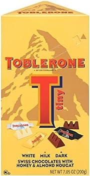 Toblerone Tiny Variety Gift Box Milk & Dark Chocolate