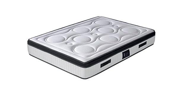 VentaMuebles Colchon viscoelastico/ergonomico mod. valencia 105 x 200: Amazon.es: Hogar