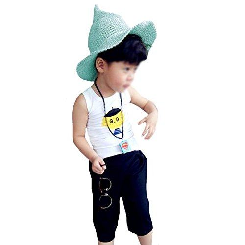 di Edge Summer Ragazzi Fashion Witch paglia Green Kids Abby Ras Cappello Sun bambina Big da Cappelli FPw5tT1q
