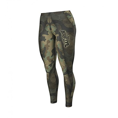 Womens Sports Leggings. Military. High Type Sportwear MMA Fightwear. Training. Gym. Running. Jambi?res de Compression. Femme. Fitness. Cycling. Casual Wear