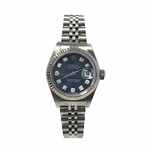 Used Ladies Rolex Watches (Rolex Datejust swiss-automatic womens Watch 79174 (Certified Pre-owned))