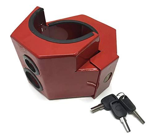 - Vital All-Terrain Steering Column Lock Guard for Chevrolet Camaro 82-89, Monte Carlo 78-87, Corvette 77-82