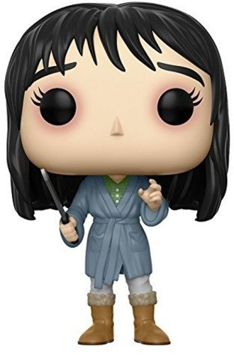 The Shining-Funko Pop Horror Figura de Vinilo Wendy Torrance, Multicolor 15022