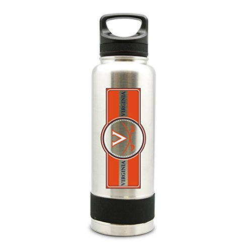 - NCAA Virginia Cavaliers 38oz Double Wall Stainless Steel Large Water Bottle