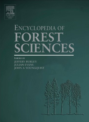 Encyclopedia of Forest Sciences, Four-Volume Set Pdf