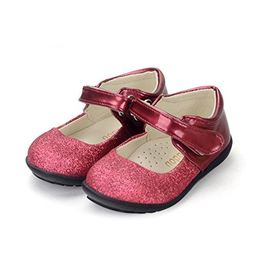 Kikiz Girls Kids Mary Jane Casual Slip On Ballerina Flat (Toddler/ Little Girl)