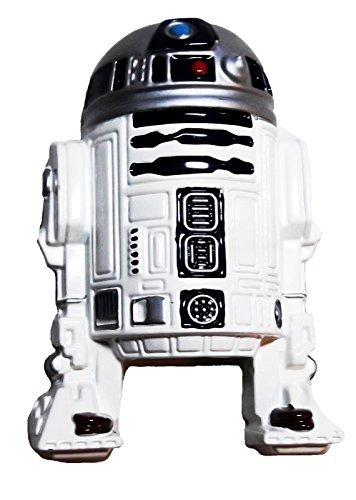 Star Wars 3-D R2D2 Standing Figure Metal/Enamel BELT BUCKLE ()