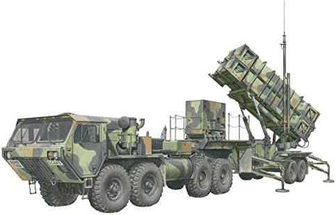 ドラゴン 1/35 アメリカ軍 MIM-104B パトリオット SAM PAC-1 w/M983 HEMTT プラモデル