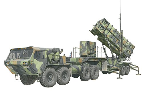 Dragon Models MIM-104B Patriot Surface-To-Air Missile (SAM) System (PAC-1) with M983 HEMTT (1/35 Scale) from Dragon Models USA