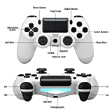 ADHLEK PS-4 Wireless Controller,with Dual Vibration