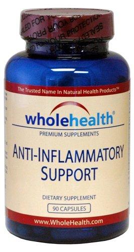 Anti-inflammatoire de soutien, 90 capsules