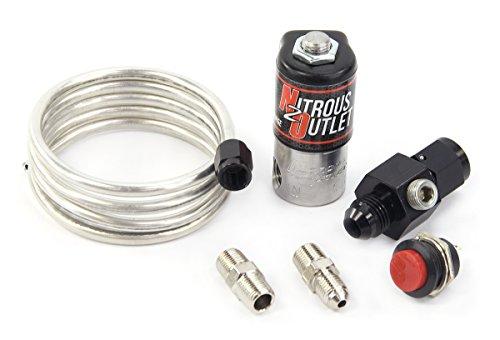 Nitrous Outlet 00-62001 Purge Kit - Nitrous Purge System