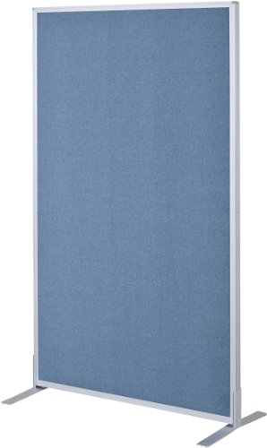 Best-Rite 72 x 60 Inch Standard Modular Divider Panel, Blue Fabric Panel, (66220-87) by Best-Rite