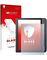 upscreen Hybride Beschermfolie Screenprotector compatibel met Kobo Libra H2O - Beschermglas 9H hardheid, antikras, anti-vingerafdruk