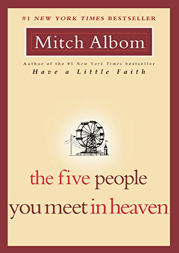 Don't miss the 70% flash price cut on this inspirational #1 New York Times bestseller!  The Five People You Meet In Heaven by Mitch Albom