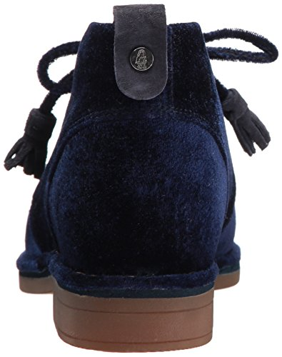 Navy Hush Bootie Ankle Puppies US Catelyn W 7 Women's Cyra TrwAYqWHr